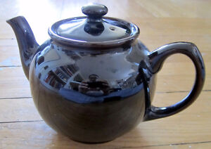 Brown Betty Style Teapot For Sale!