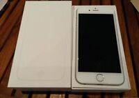 iPhone 6 128GB Silver White