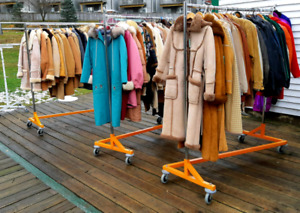 Loads of quality coats and footwear