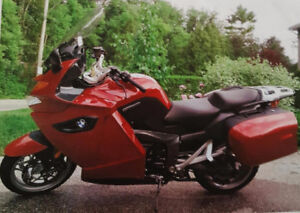 2010 BMW K1300GT - RED EXCLUSIVE EDITION