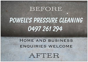 Powell's Pressure Cleaning Perth Perth City Area Preview