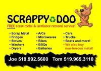 Want it gone? Cleaning up? Broken Appliances? FREE removal !!