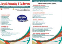 Accounting, Taxes, Bookkeeping and Payroll Services