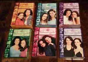 Gilmore Girls complete series on dvd