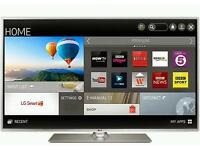 "LG 47"" LED smart wi-fi built HD freeview full HD 1080p"