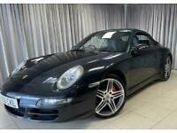 2006 06 PORSCHE 911 3.8 CARRERA 4 TIPTRONIC S 2D 350 BHP