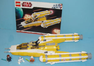 LEGO STAR WARS no 8037, L'ANAKIN'S Y-WING STARFIGHTER