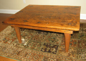 Early Canadiana Table