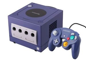 NINTENDO GAME CUBE COMPLETE WITH 30 DAY WARRANTY