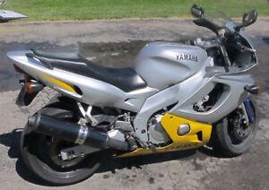1996 YZF600R