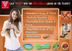 Weight Loss Energy Coffee