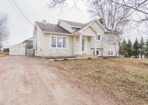 DIEPPE RAISED RANCH! LARGE FENCED-IN CORNER LOT, MATURE TREES!
