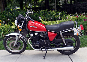 Vintage 1980 Suzuki GS250