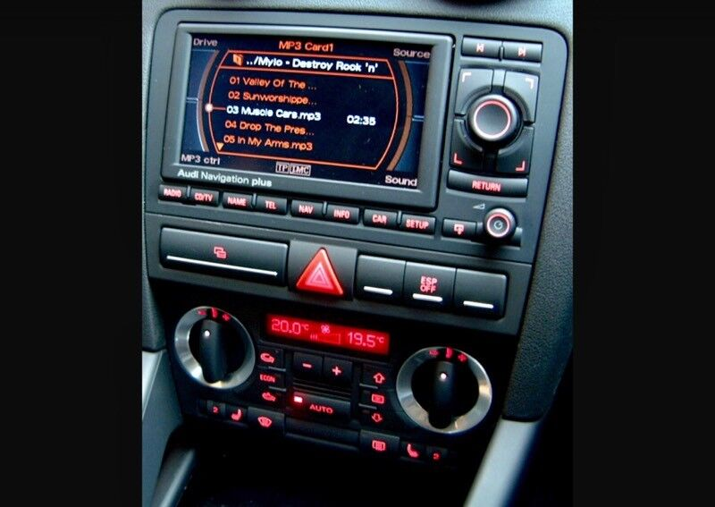 audi a3 s3 8p 2003 2012 rns e sat nav cd player mp3 mmi in rochdale manchester gumtree. Black Bedroom Furniture Sets. Home Design Ideas