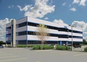 PRIME OFFICE SPACE FOR LEASE