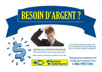 BESOIN D'ARGENT NEED MONEY