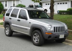 PARTS BRAND NEW Jeep Liberty 2002 2003 2004 2005 2006 2007