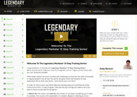 Legendary Marketer Passive Income Online