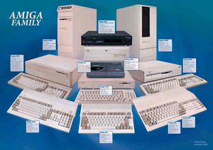 Wanted: Amiga and Commodore Computers and Accessories