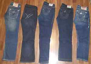 Woman's True Religion and WIlliam Rast Jeans Size 28 - 31