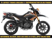 2017 KEEWAY TX 125 EFI, 0% DEPOSIT FINANCE AVAILABLE