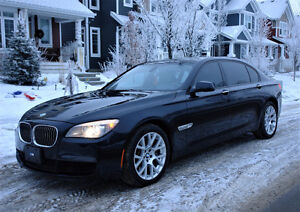 2011 BMW 7-Series X-DRIVE  M-package