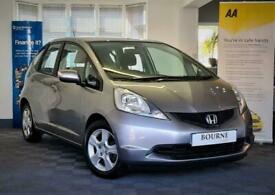 image for 2010 Honda Jazz 1.3 I-VTEC ES I-SHIFT 5d 98 BHP Hatchback Petrol Semi Automatic