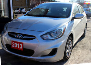 2013 Hyundai Accent HB | Manual | Certified | No accident