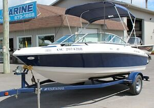 2011 FOUR WINNS 18ft BOWRIDER - VERY GOOD CONDITION & LOW HOURS