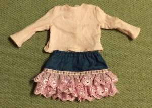 """18"""" Maplelea Doll clothes and extra Doll items"""