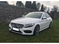 Mercedes amg line c63 w205 19 inch alloys w204 c class or e class