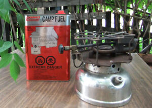 SOLD-Pending Pick-Up--Coleman Stove ,Cooler and Camp Fuel