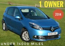 2014 (63) Renault Scenic 1.5Dci Dynamique Tom Tom start stop