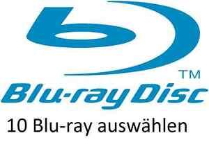 10 Blu-Ray zur freien Auswahl  alle NEU und OVP Sammlung Paket