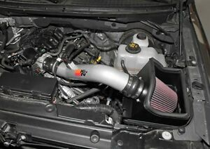 Ford F150 K&N Cold Air Intake