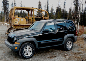 2006 jeep liberty sport mpg