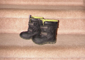 Winter Boots - size 7   /  Snow Pants sz 2T