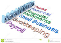 Tax, Accounting, Bookkeeping Services