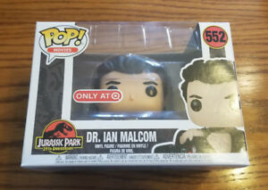 Funko Pop Movies Jurassic Park Target Excl Dr Ian Malcom