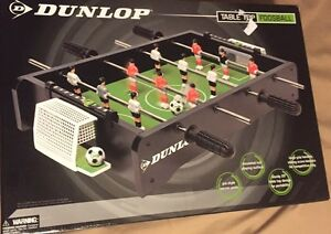 Dunlop fooseball table