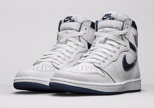 Air Jordan 1 Retro High OG Metallic Navy size 8