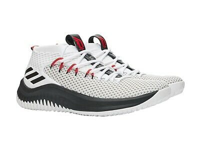 Adidas Damian Lillard Dame 4 Rip City BY3759 Mens Basketball Trainers Sneakers