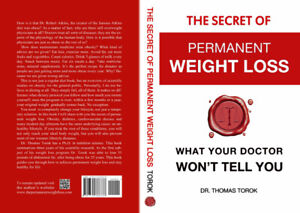 THE SECRET OF PERMANENT WEIGHT LOSS