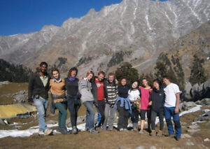 Biodiversity conservation in the Great Himalayan Park, India