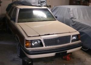 Barn Find - 1986 Reliant  Wagon