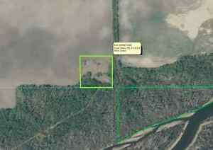 3 acres North of Beaver River