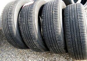 205/55/16 Bridgestone 70% tread