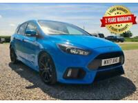 2017 Ford Focus 2.3 RS 5d 346 BHP 6SP 4WD SPORTY HATCH Hatchback Petrol Manual