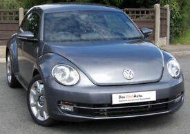 Volkswagen BEETLE Design 1.6 TDI ( 105ps ) BlueMotion Tech 2015 : only 19k mi