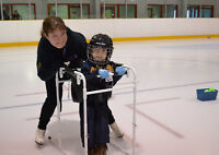 Head Skating Coach for Disabled Children